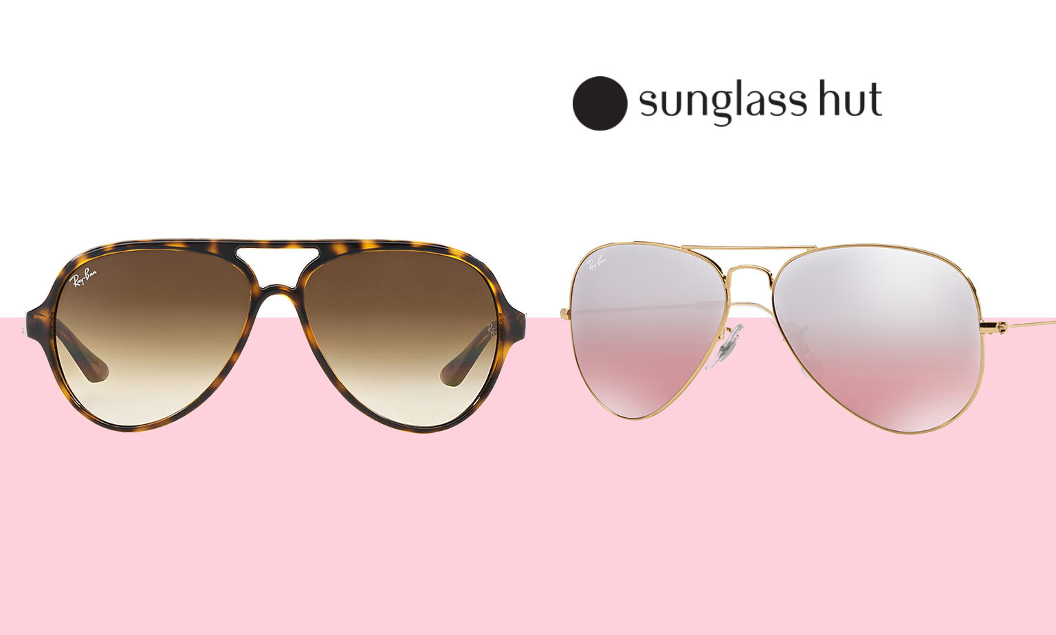 Shades from Sunglass Hut