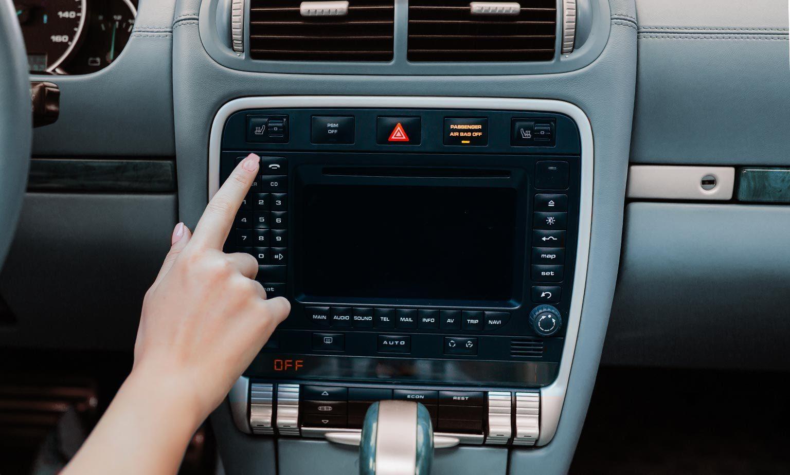 Gebrauchte Auto Hi-Fi