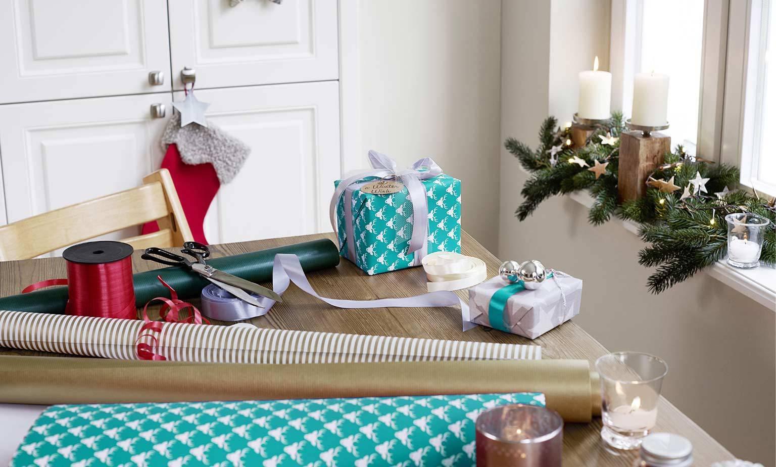 Geschenkpapier u.v.m. inkl. Inlandsversand - Jetzt shoppen