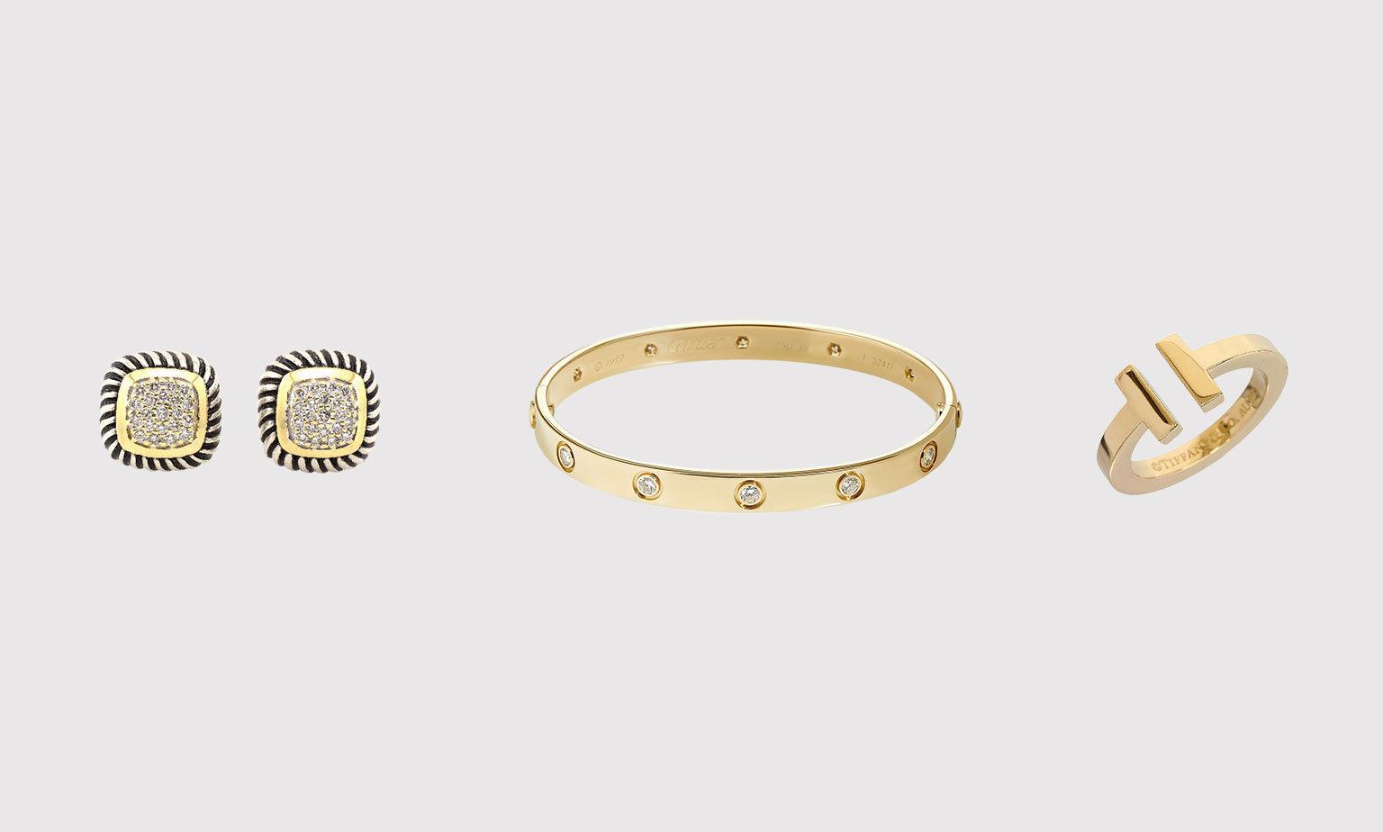 Designer Jewelry Starting at $249