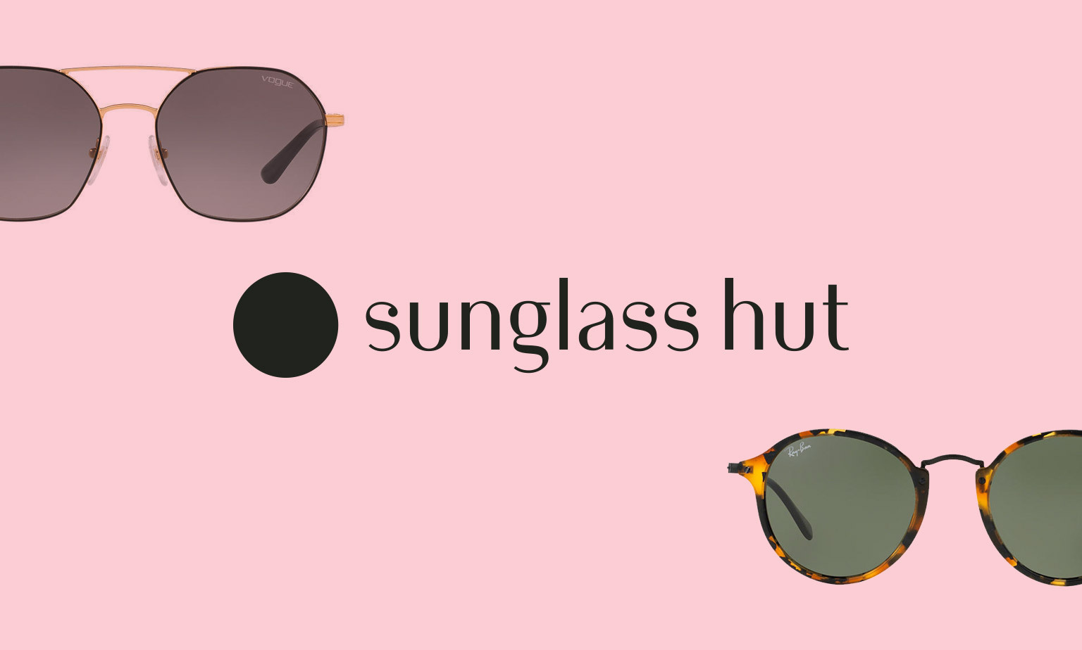 Click here to shop up to 50% off selected sunnies from Ray Ban, Versace, Arnette & more