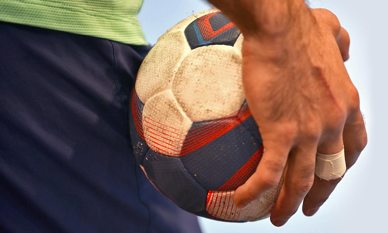 Sportausrüstung für Europameister