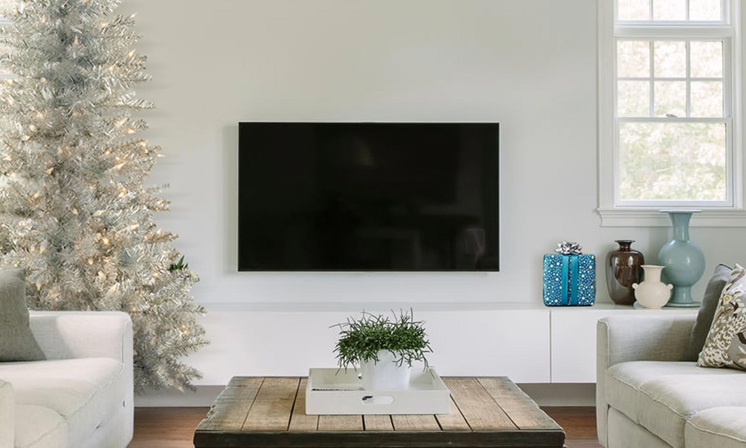 Professional TV Mounting