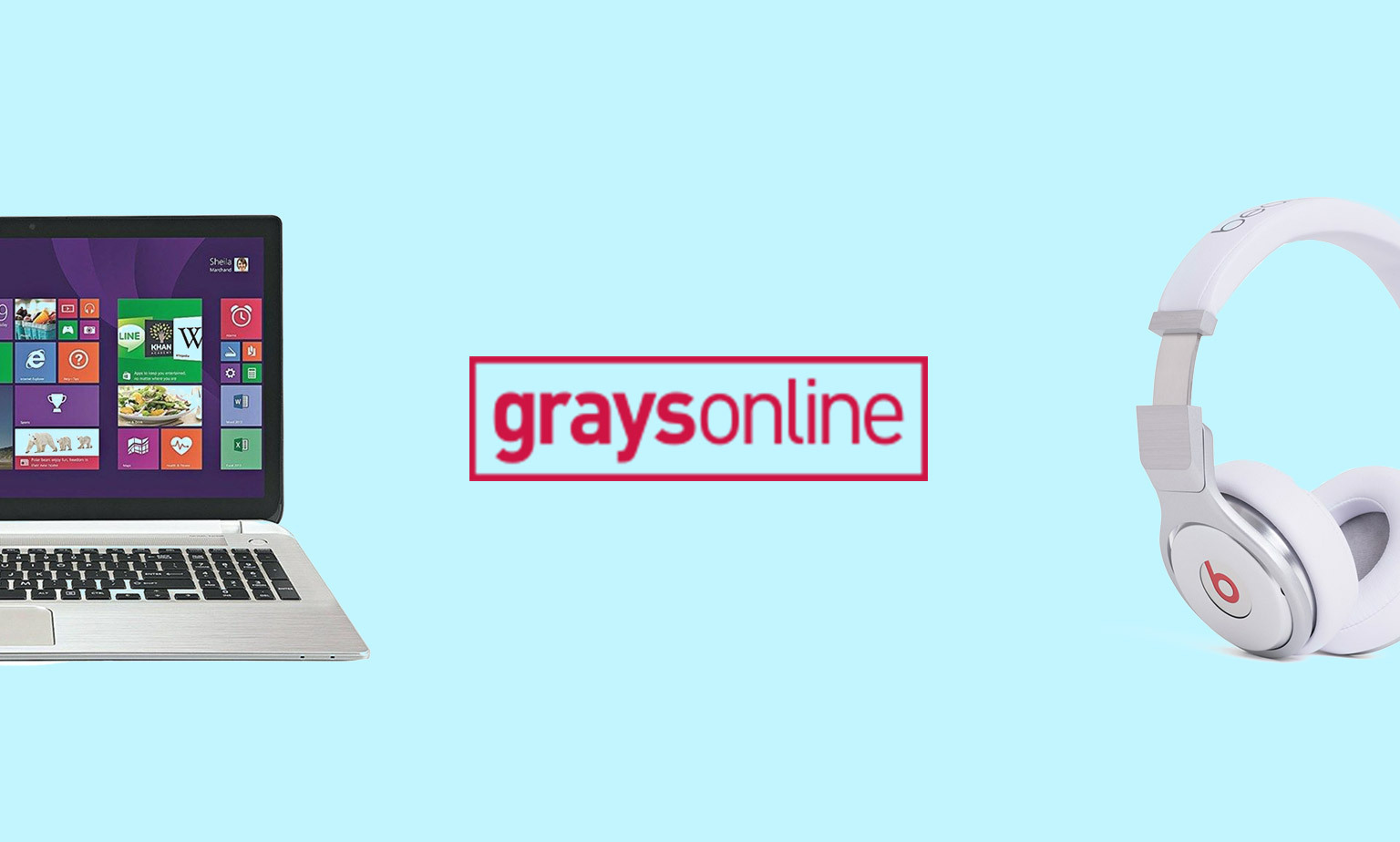20% off Graysonline Tech Products*