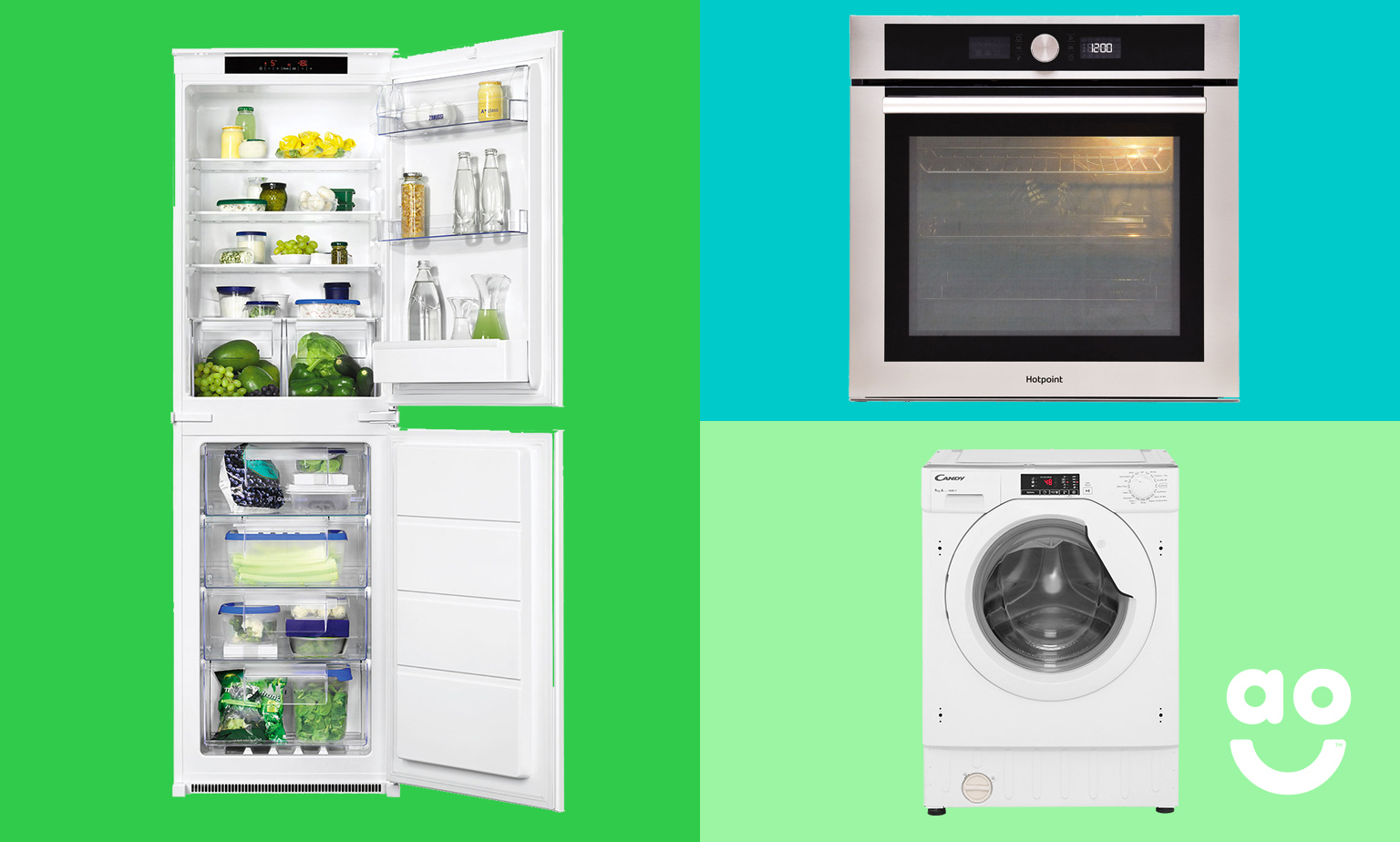 Save in the Built in Kitchen Appliances Sale