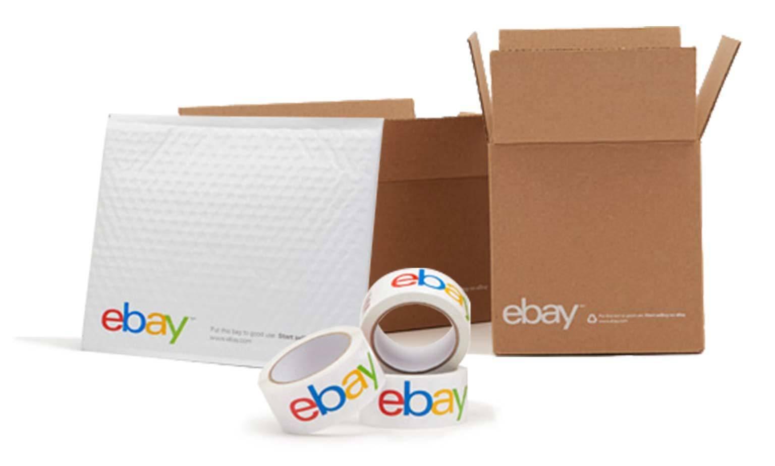 eBay Shipping Supplies