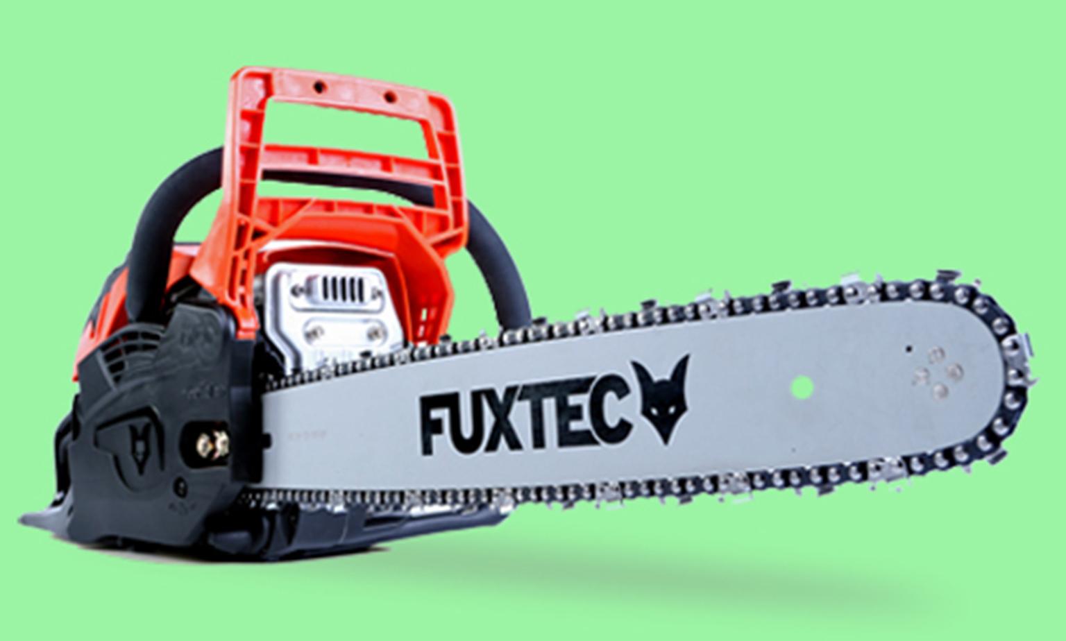Jetzt zusätzlich 10% auf FUXTEC sichern
