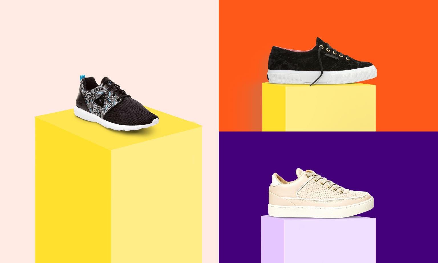Sneakers à moins de 30€