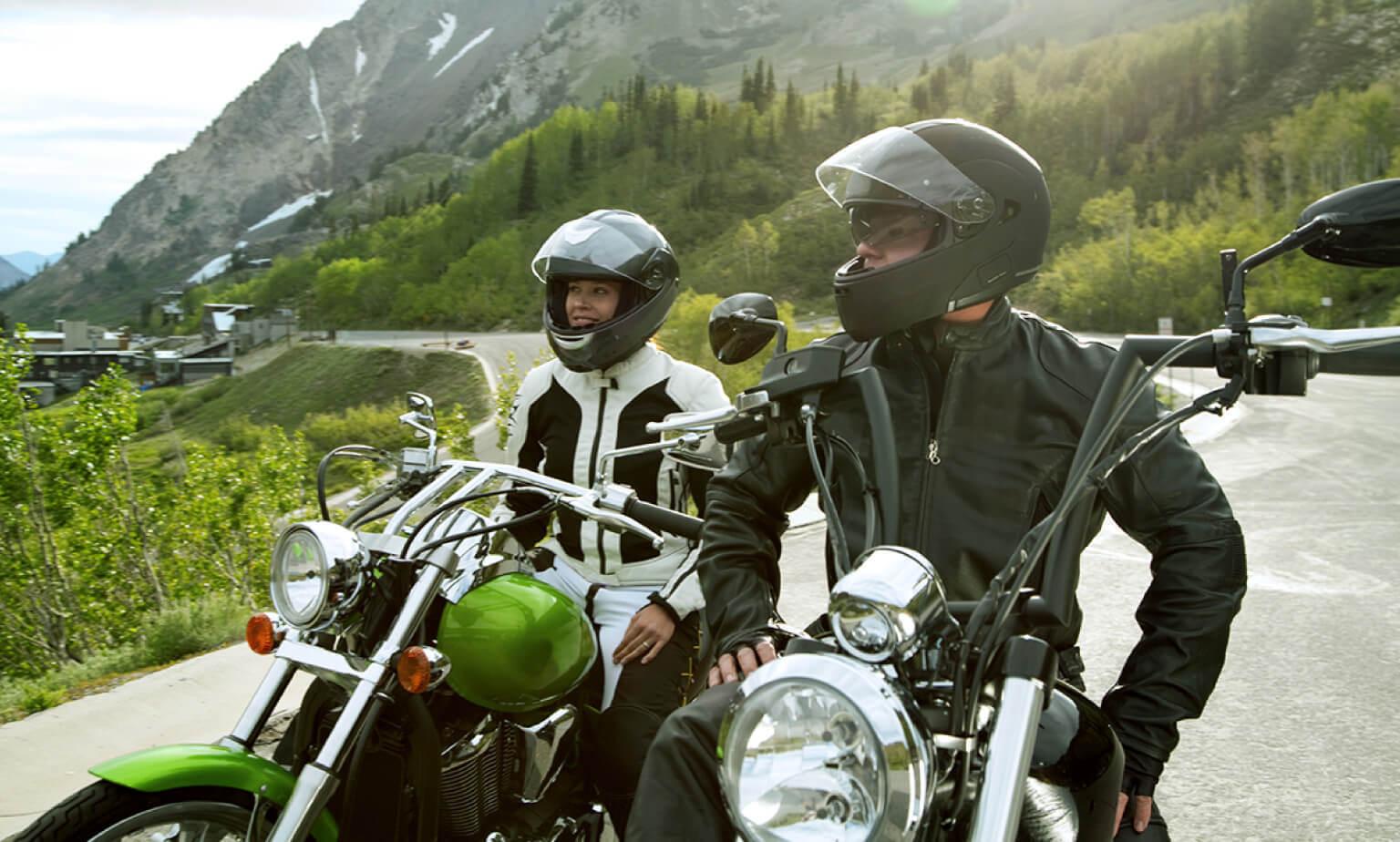 Vestimenta y protección para moto