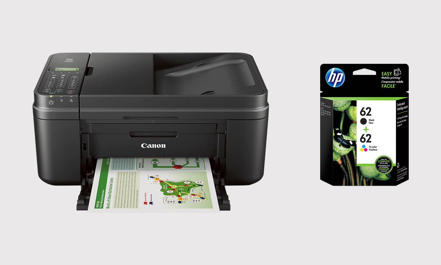 Up to 40% Off Printer & Ink Essentials