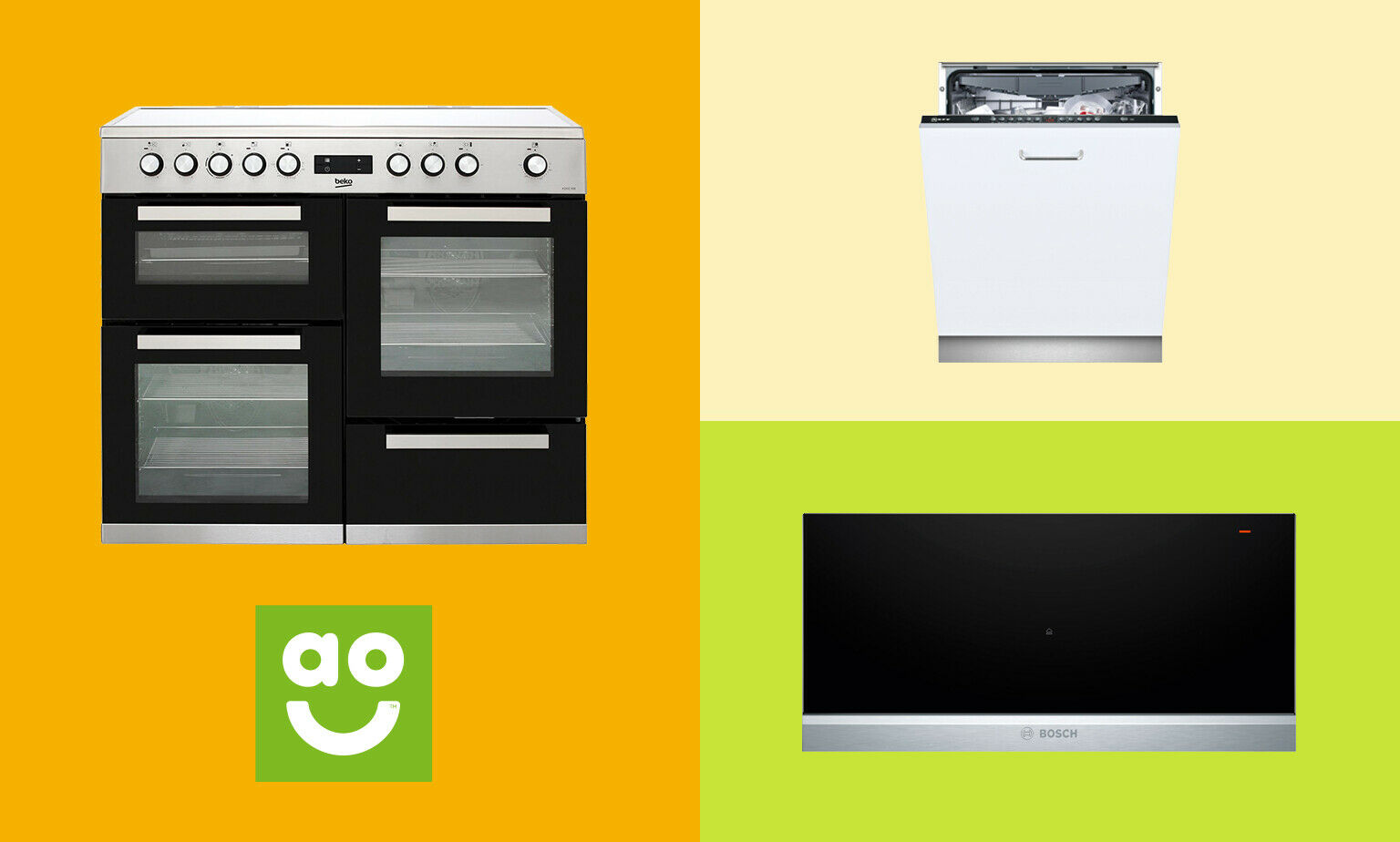 10% off Selected Appliances from AO!