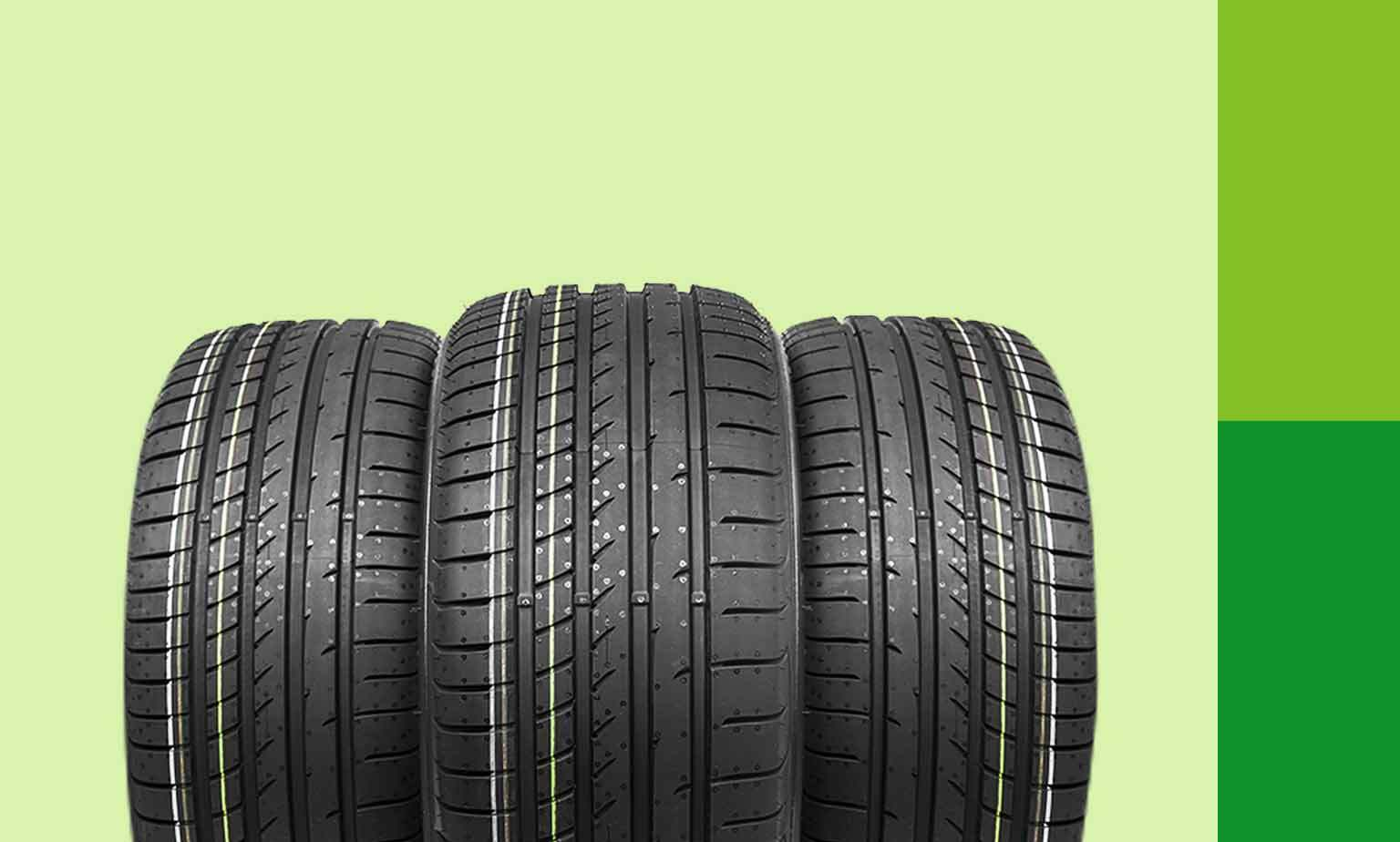 Great Deals On New Rubber!
