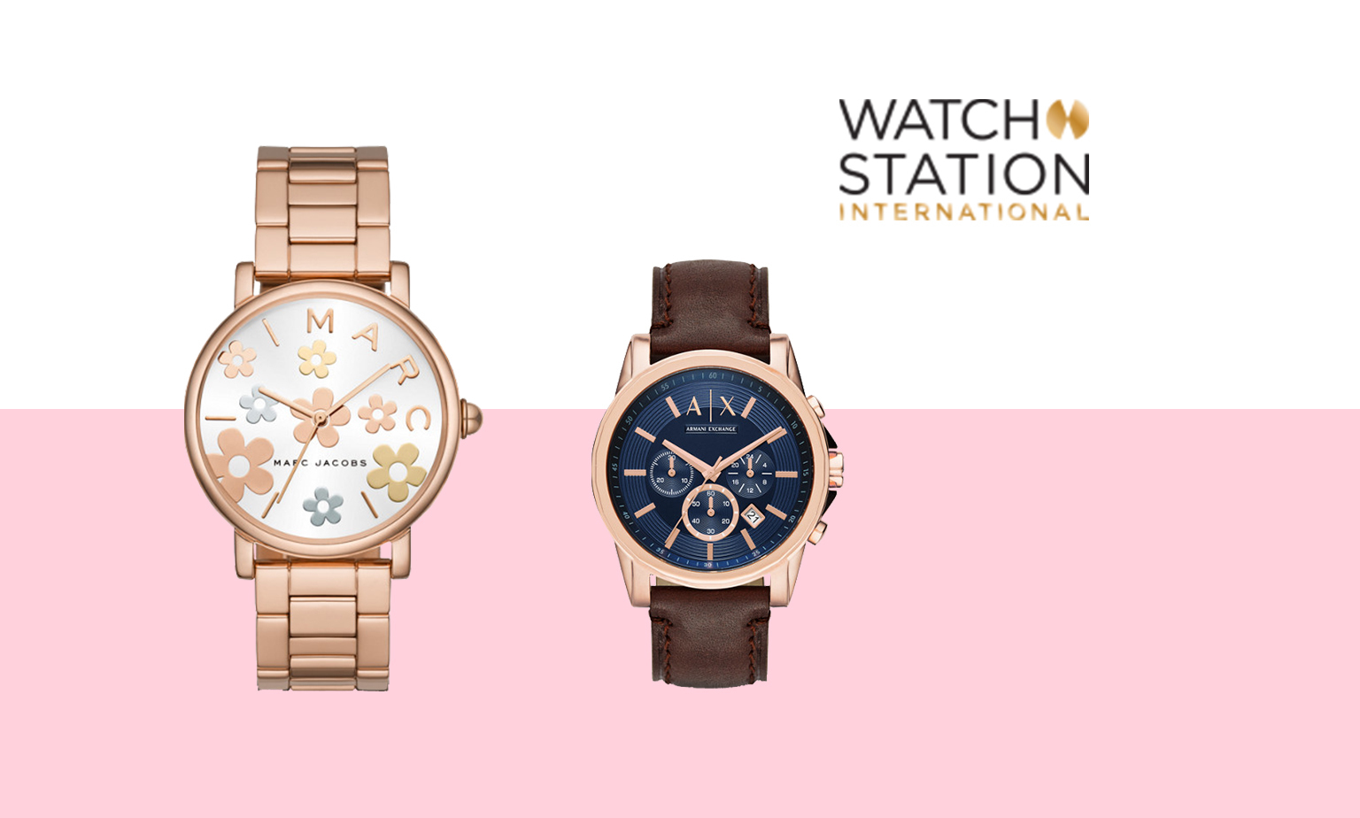 20% off at Watch Station International*