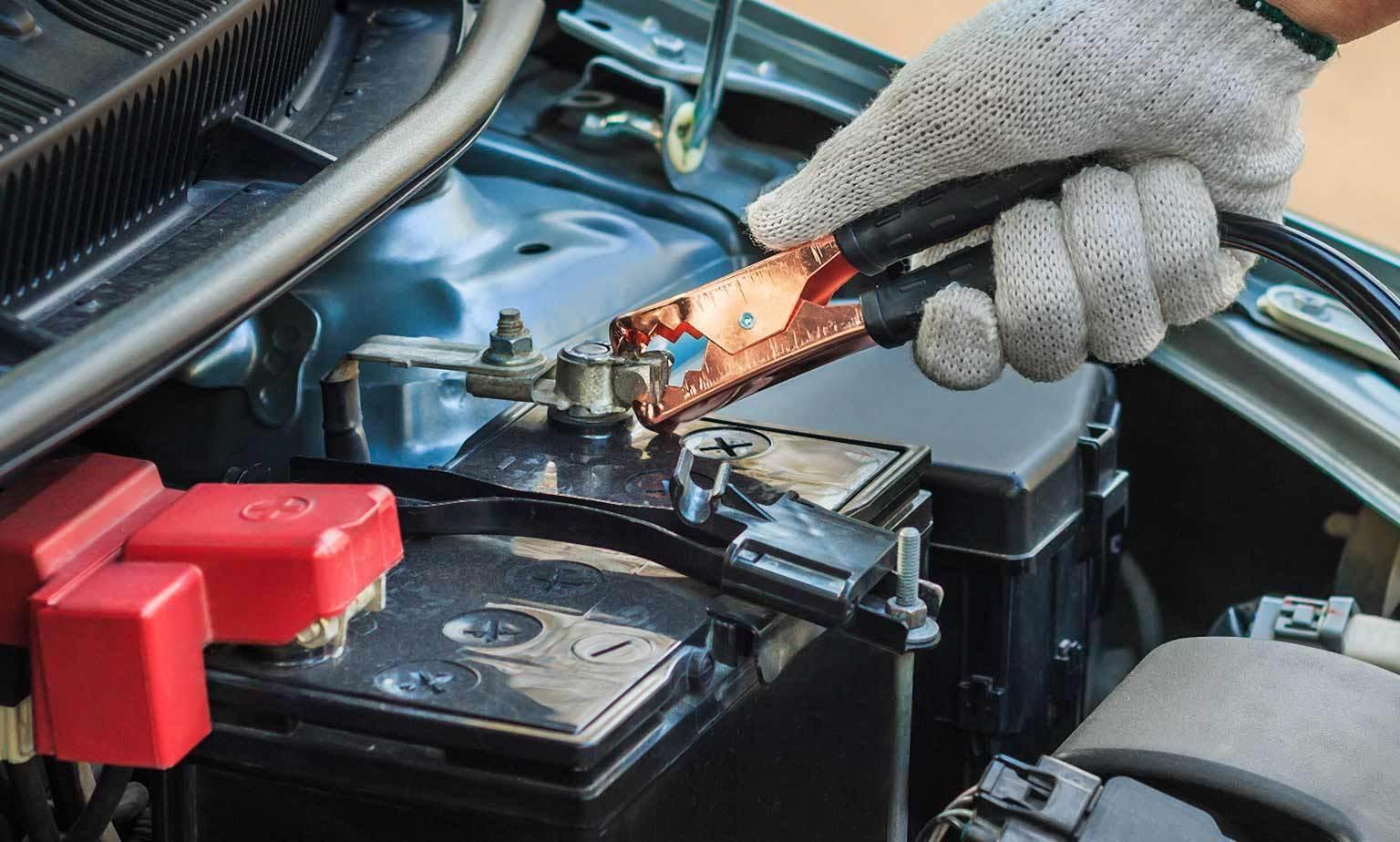 Shop Batteries and Jumper Cables
