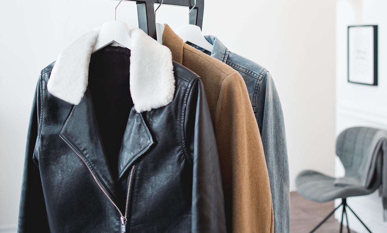 Jacken: bis zu -50% ggü. UVP