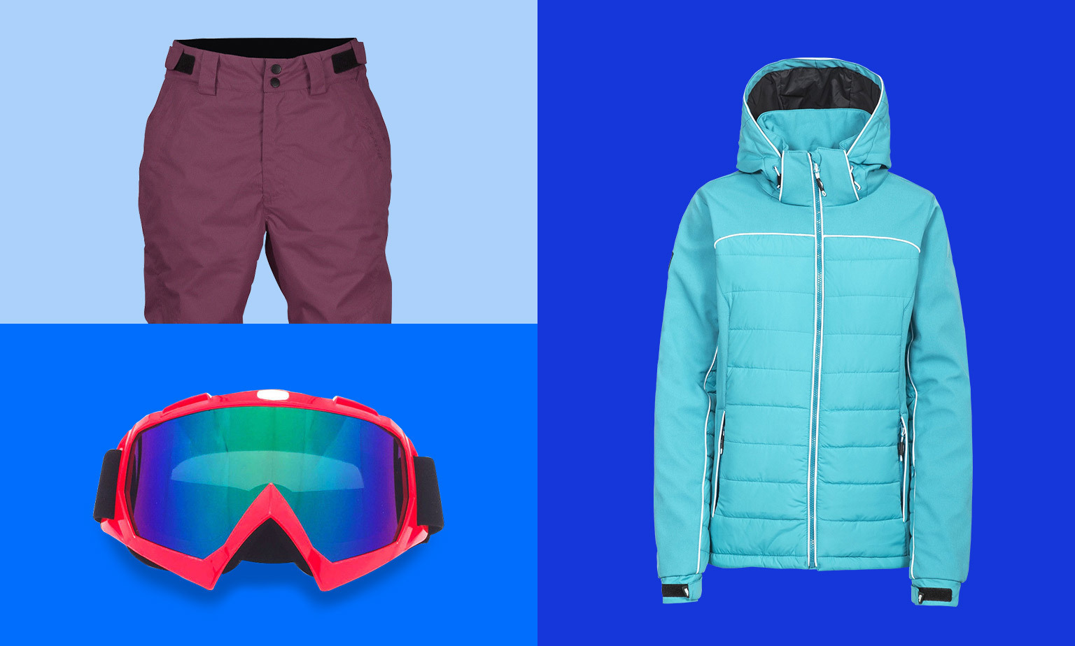 Winter Sports Gear from £10