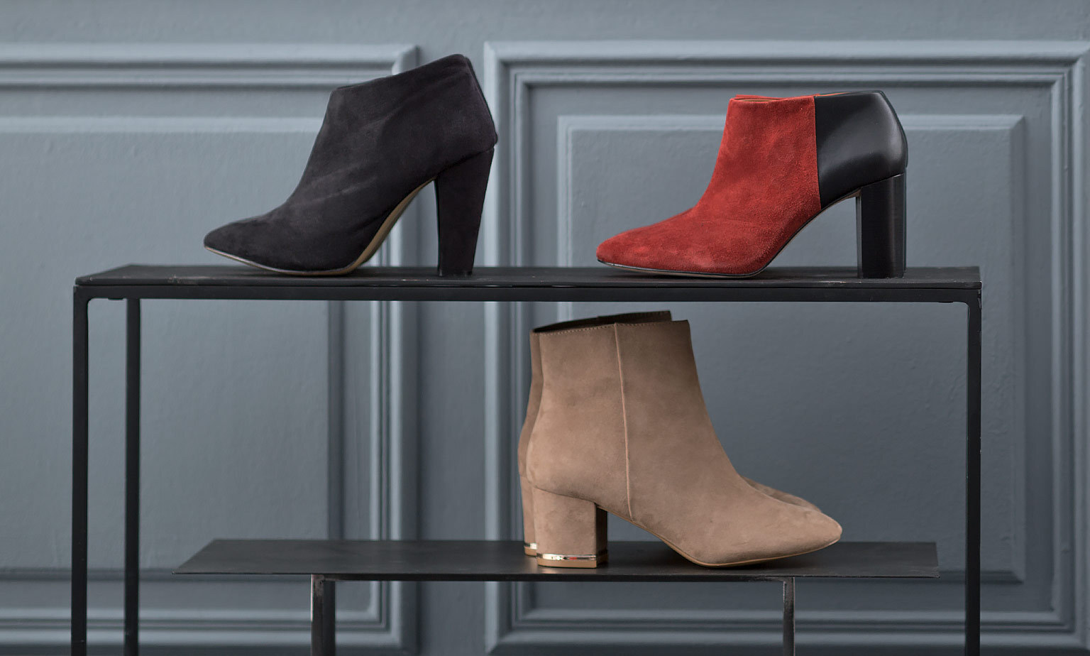 Booties & Ankle-Boots