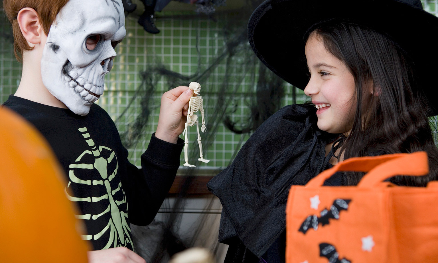 SCARILY GOOD COSTUMES FOR KIDS