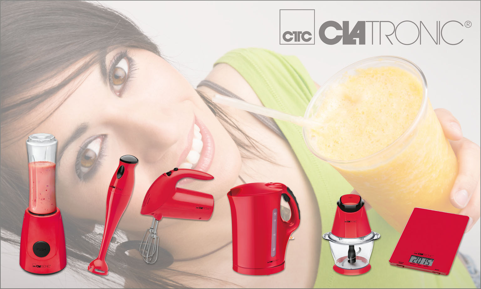 CLATRONIC – Küchenhelfer für alle Fälle