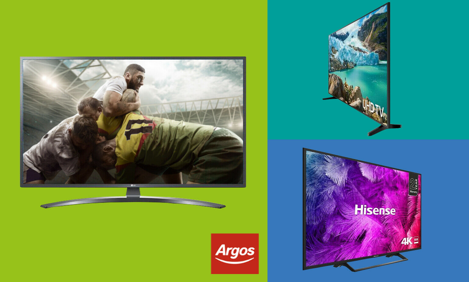 Get Ready For the Rugby with Bestselling TVs