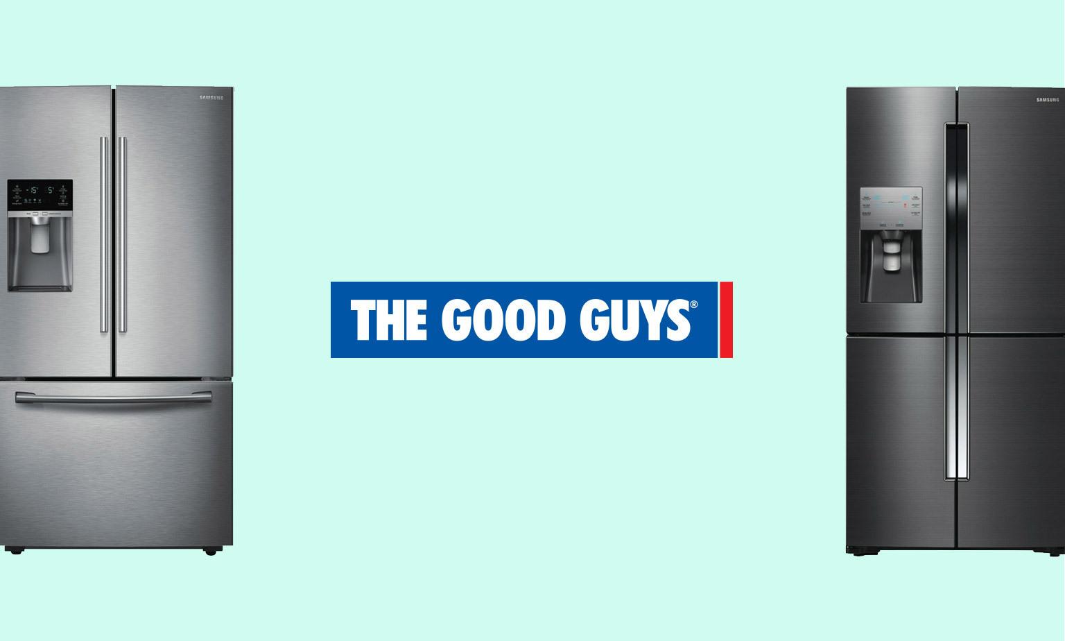The Good Guys Fridge Sale