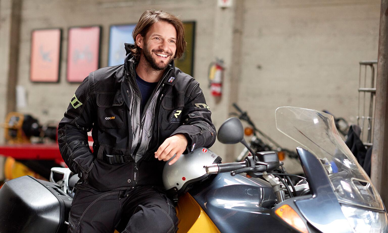 Shop Motorcycle Apparel