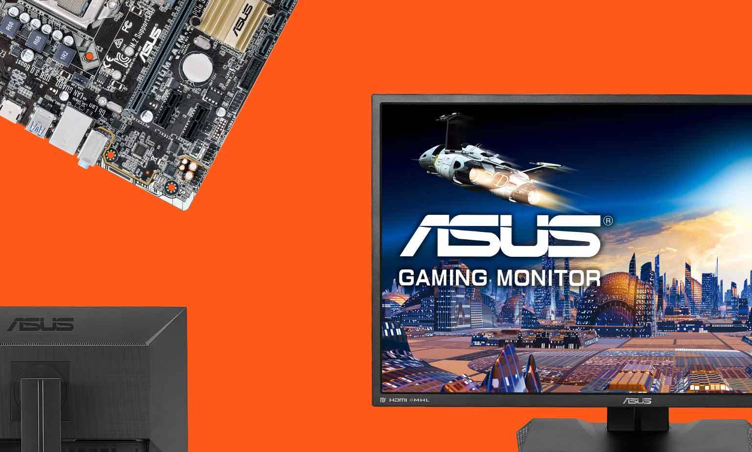 Powerupgrades mit ASUS bis -30% ggü UVP