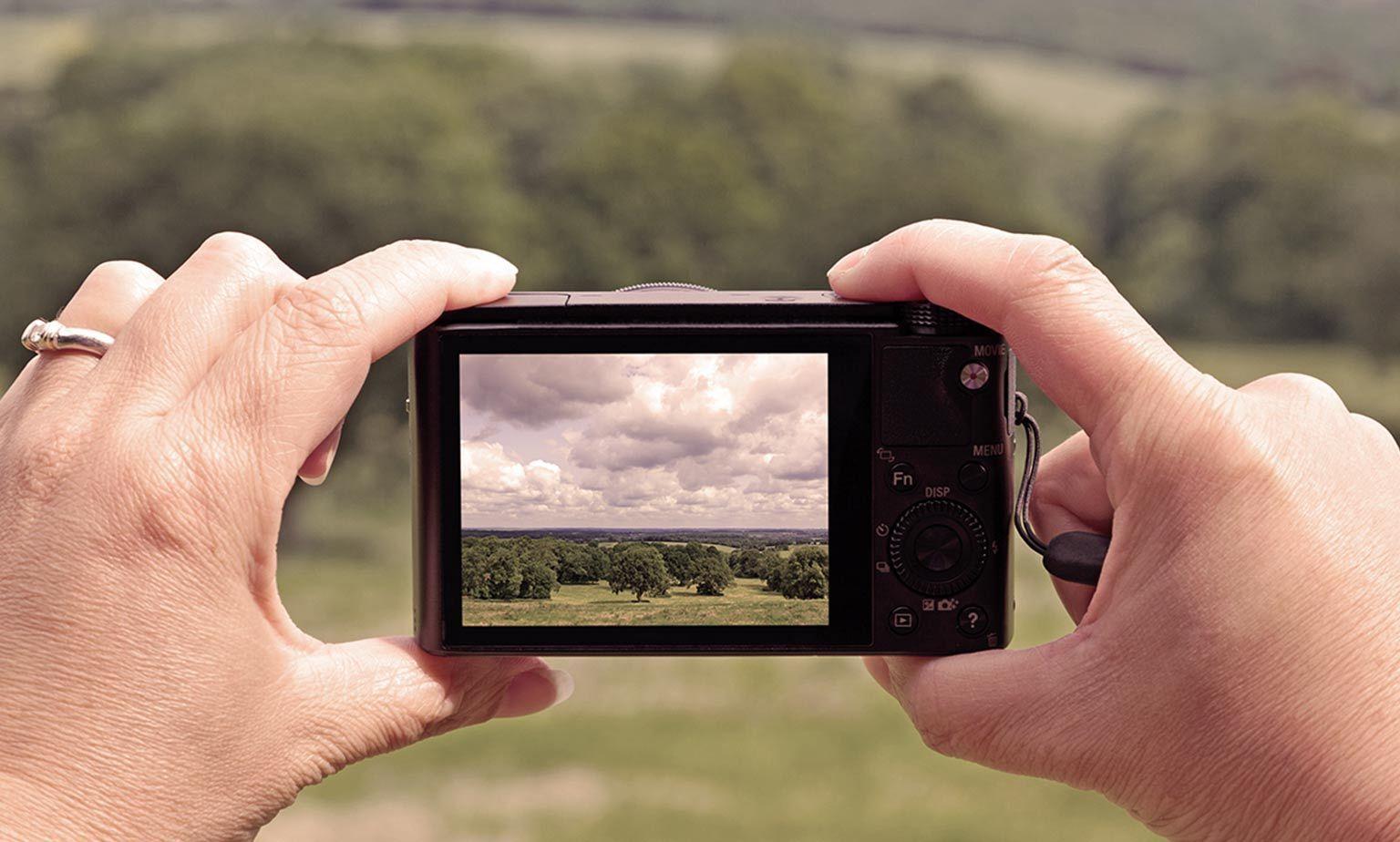 Digitalkameras gebraucht