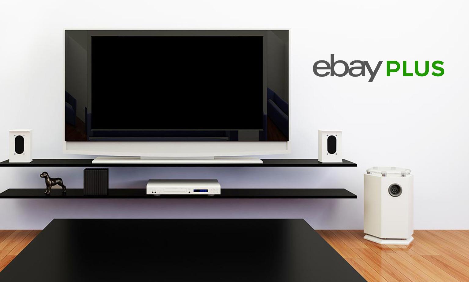 Technik mit eBay Plus, die begeistert
