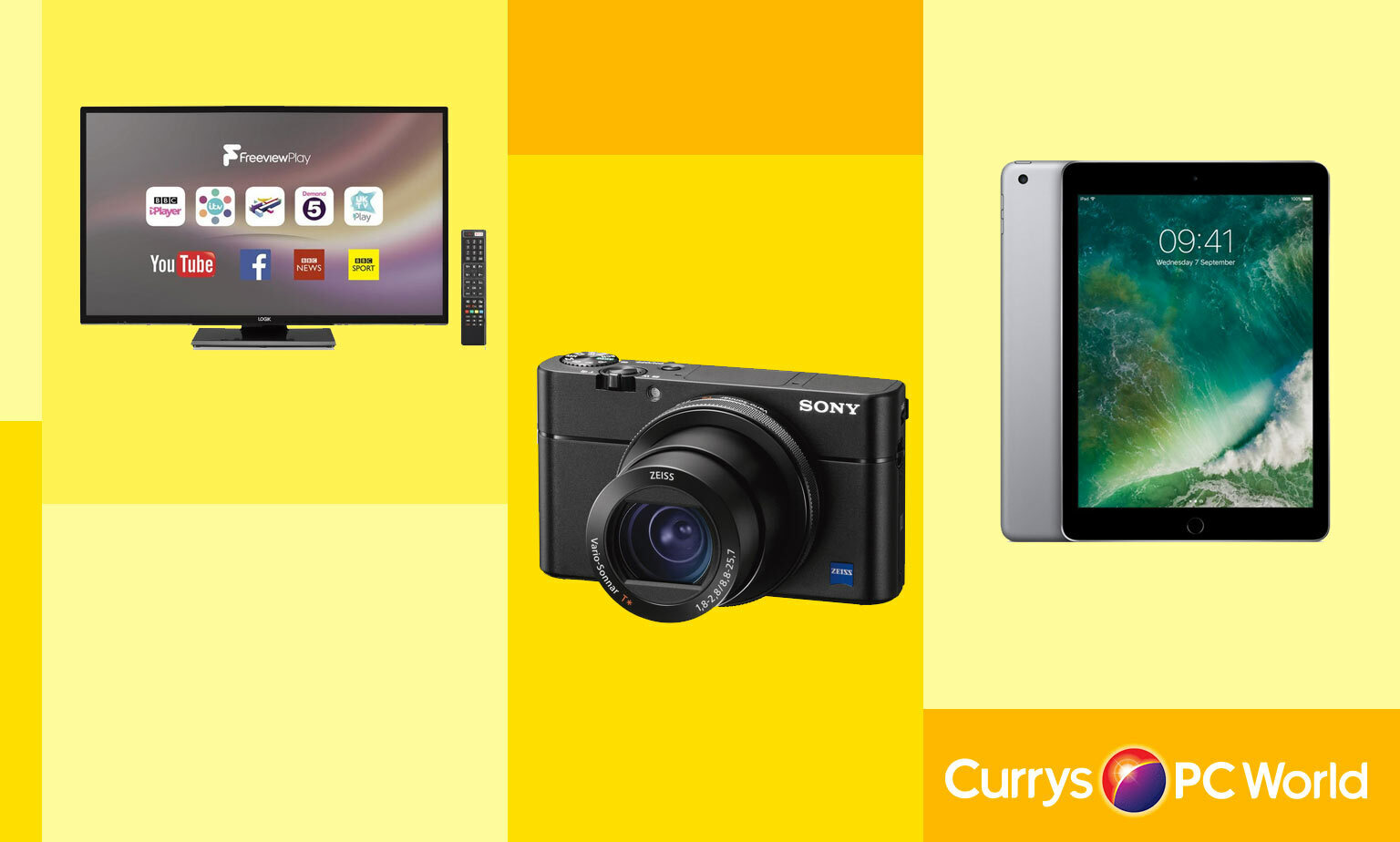 Currys' Clearance - Save up to 30%