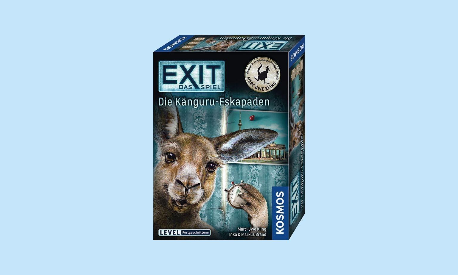 Die Känguru-Eskapaden - KOSMOS Exit Games