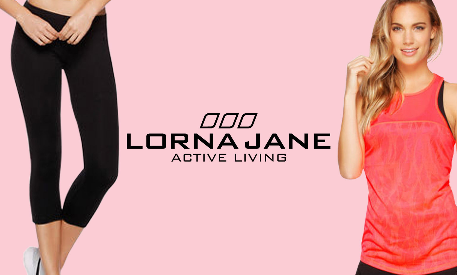 20% off Lorna Jane