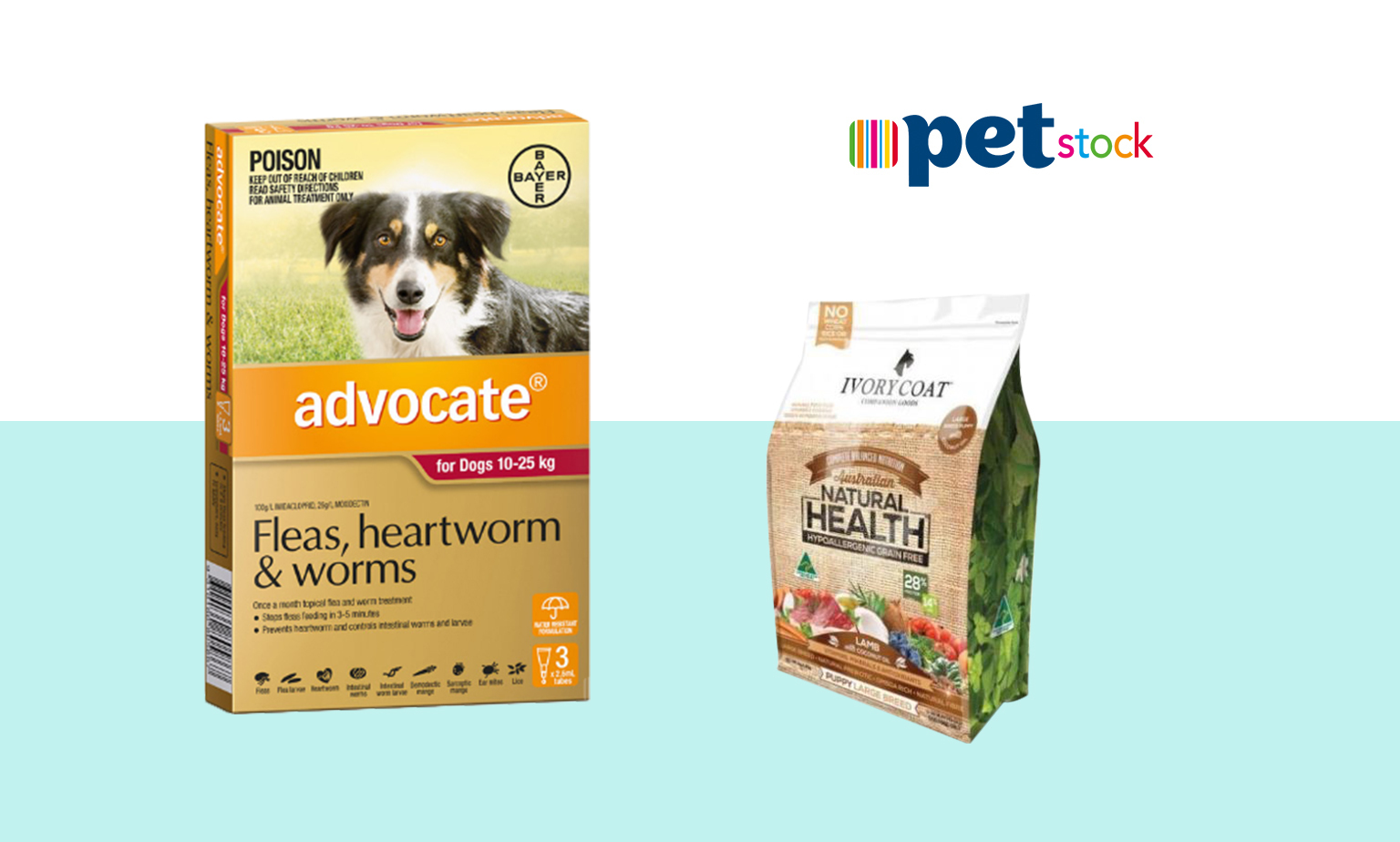 20% off at Petstock*