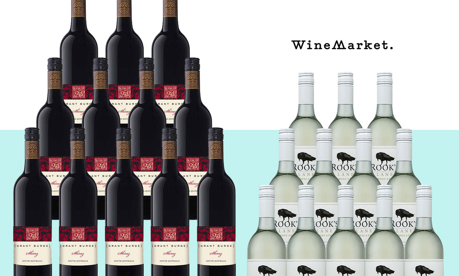 20% off* WineMarket
