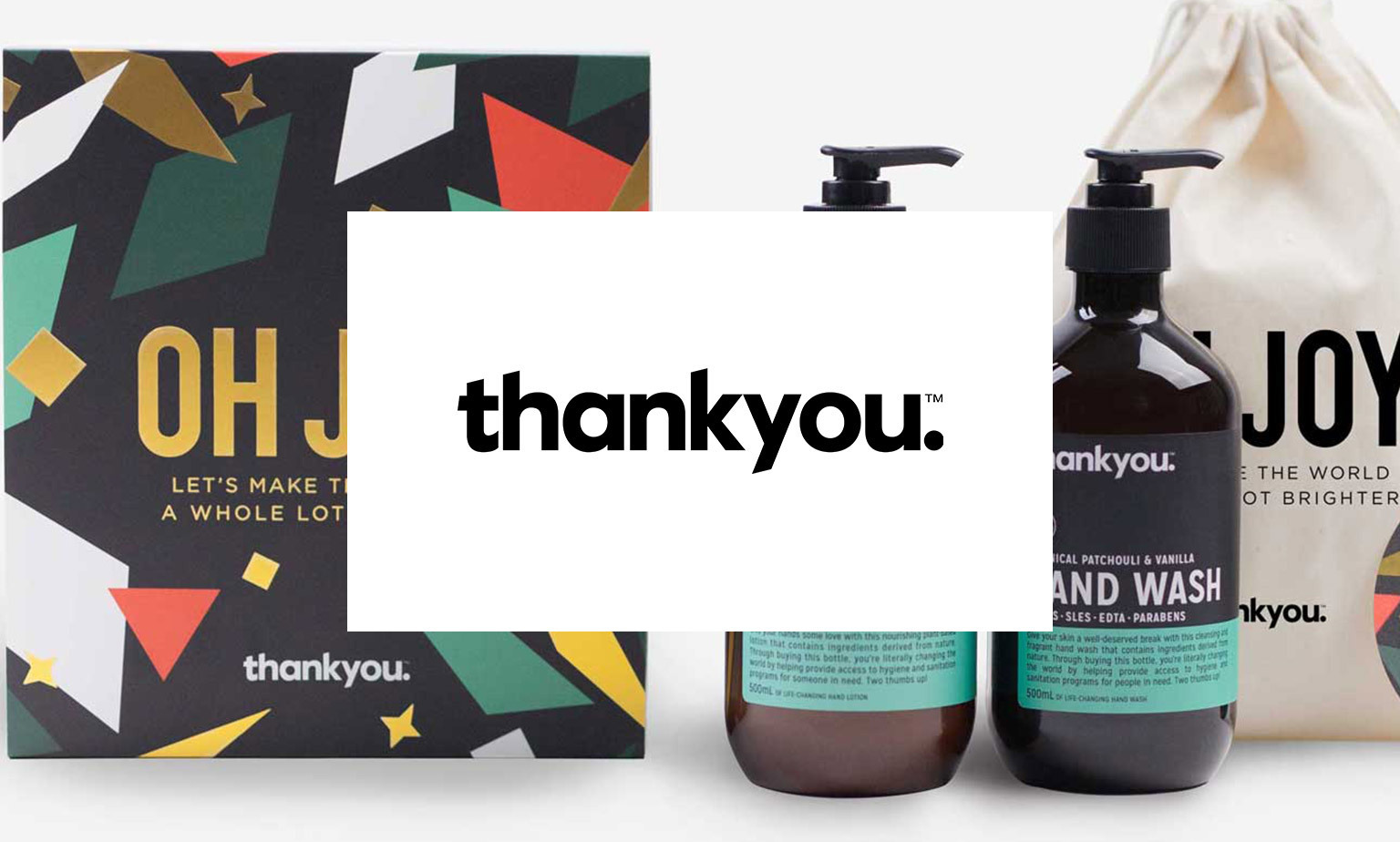 Click here to shop thankyou products now on eBay