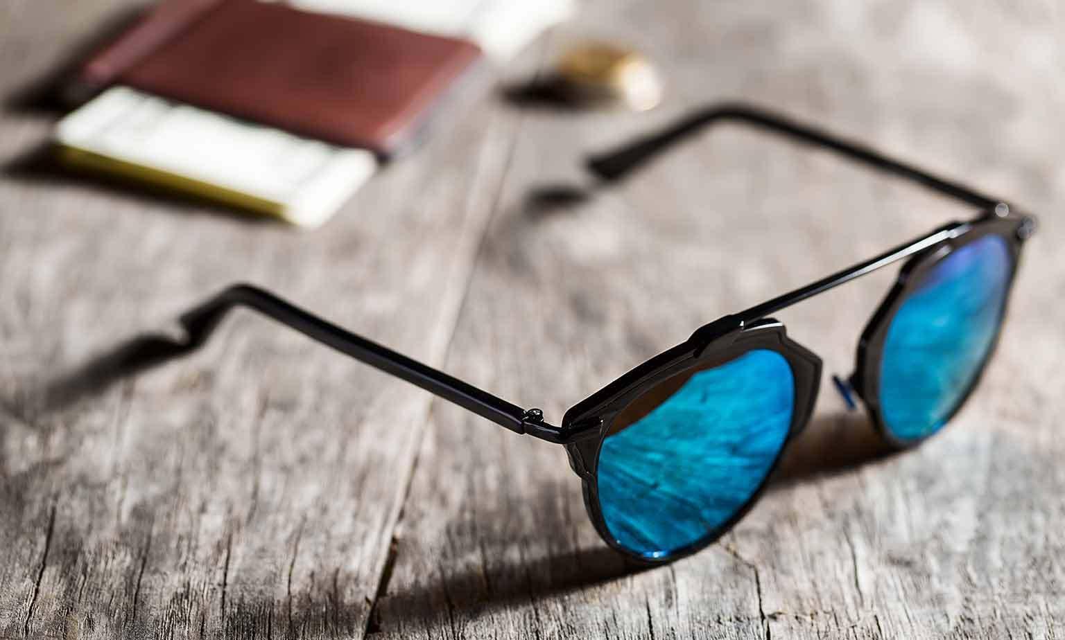 Sonnenbrillen gebraucht
