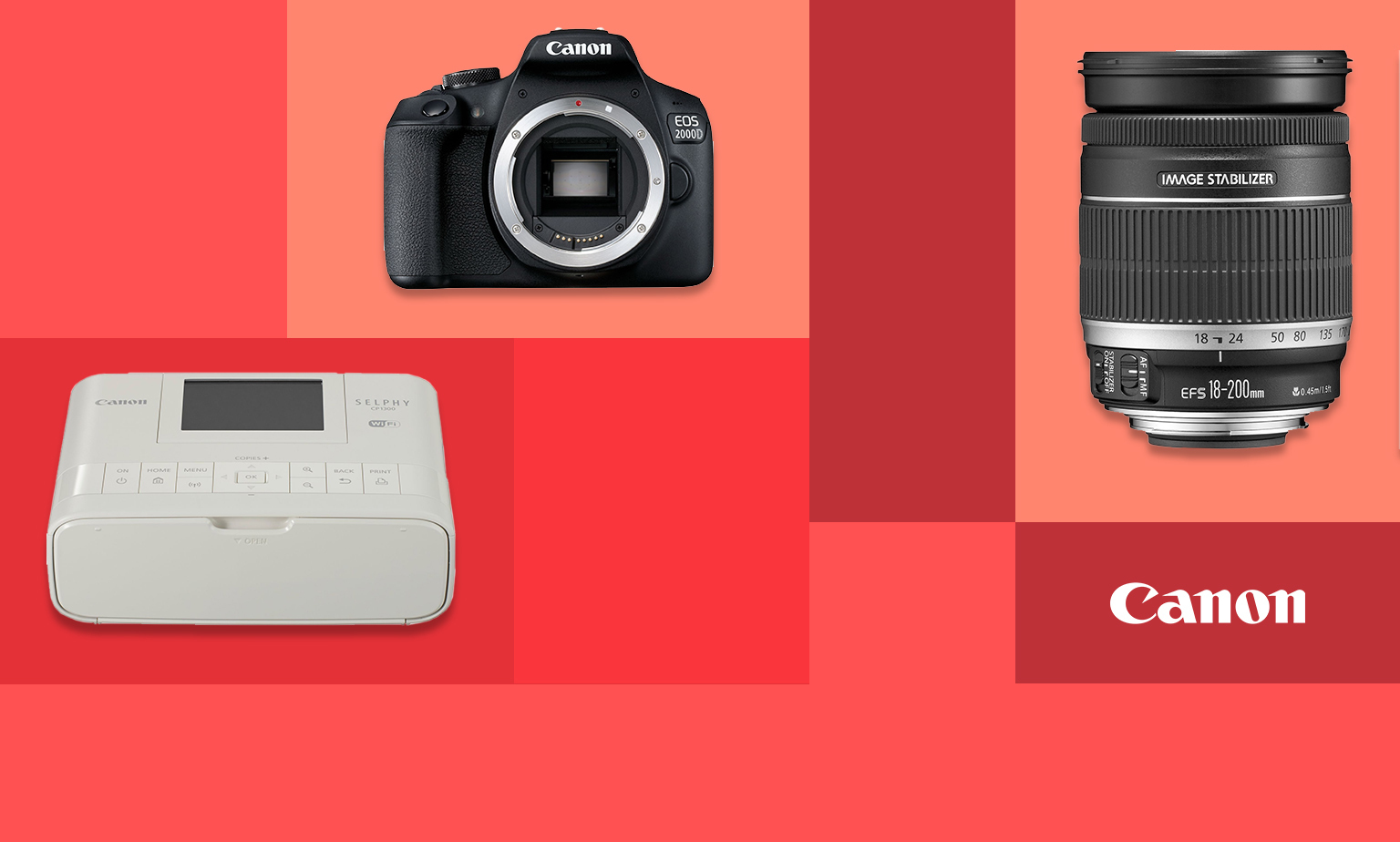 Save up to £85 in the Canon Summer Sale!