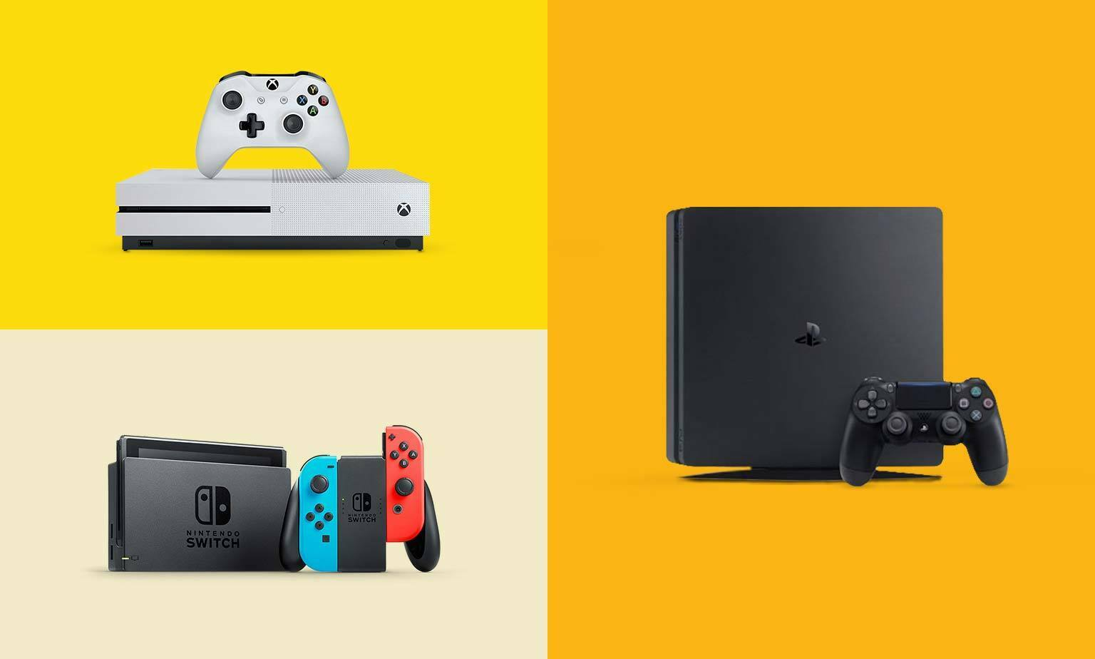 Save up to 38% on Consoles