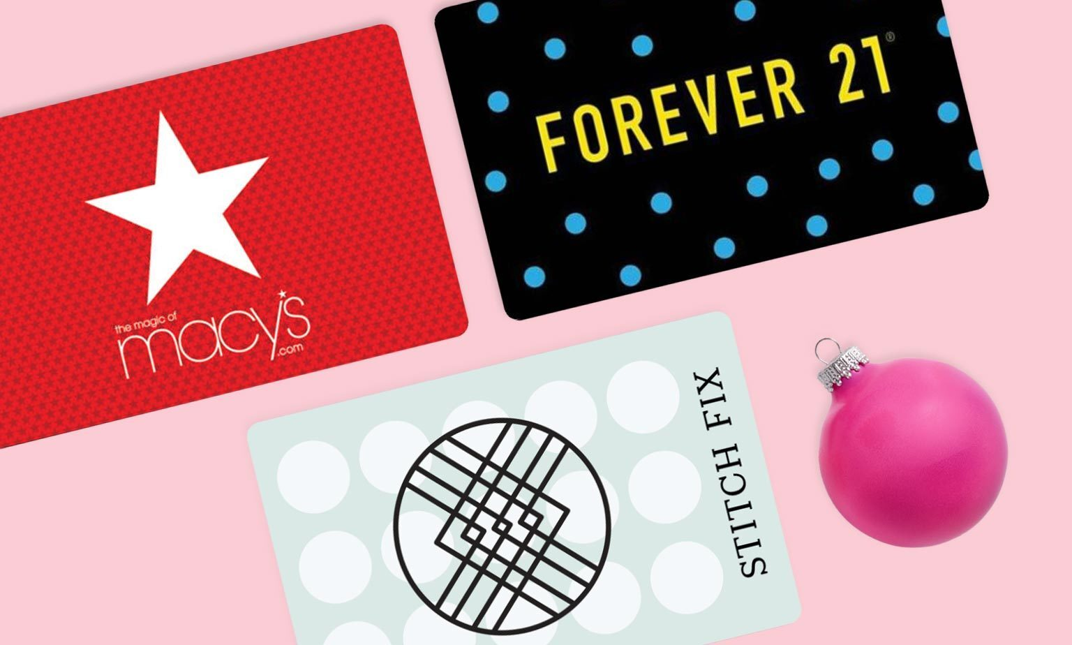 Top Brand Fashion Gift Cards