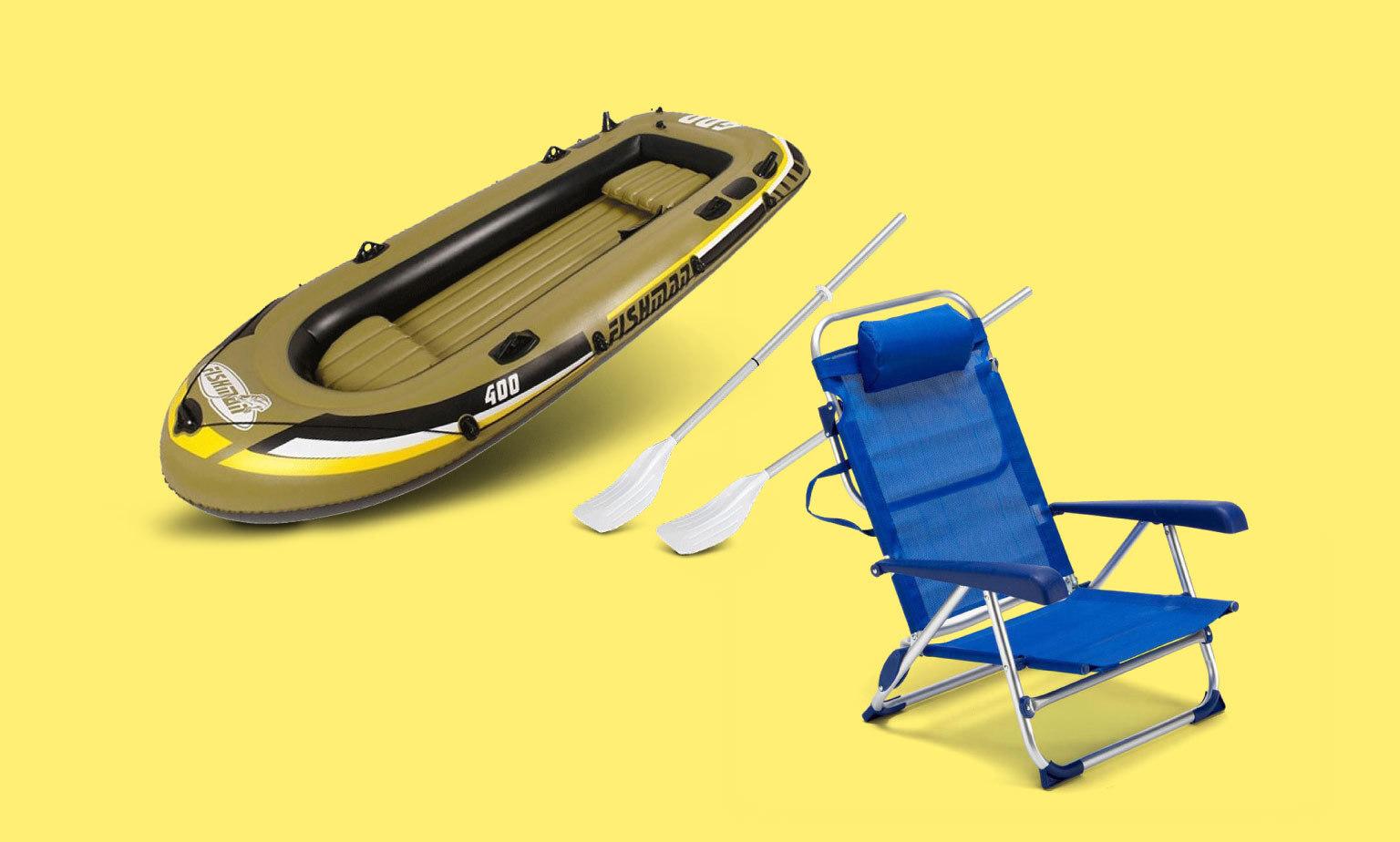 Saldi fino a -70% sulla vita da spiaggia