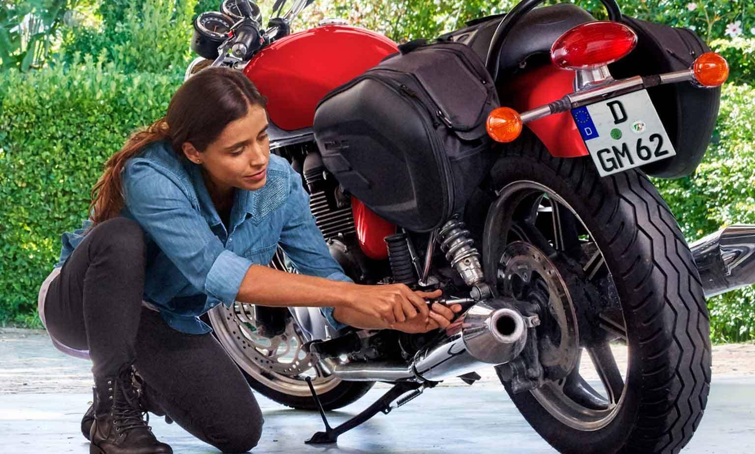 10% sparen* auf Motorradteile & -zubehör