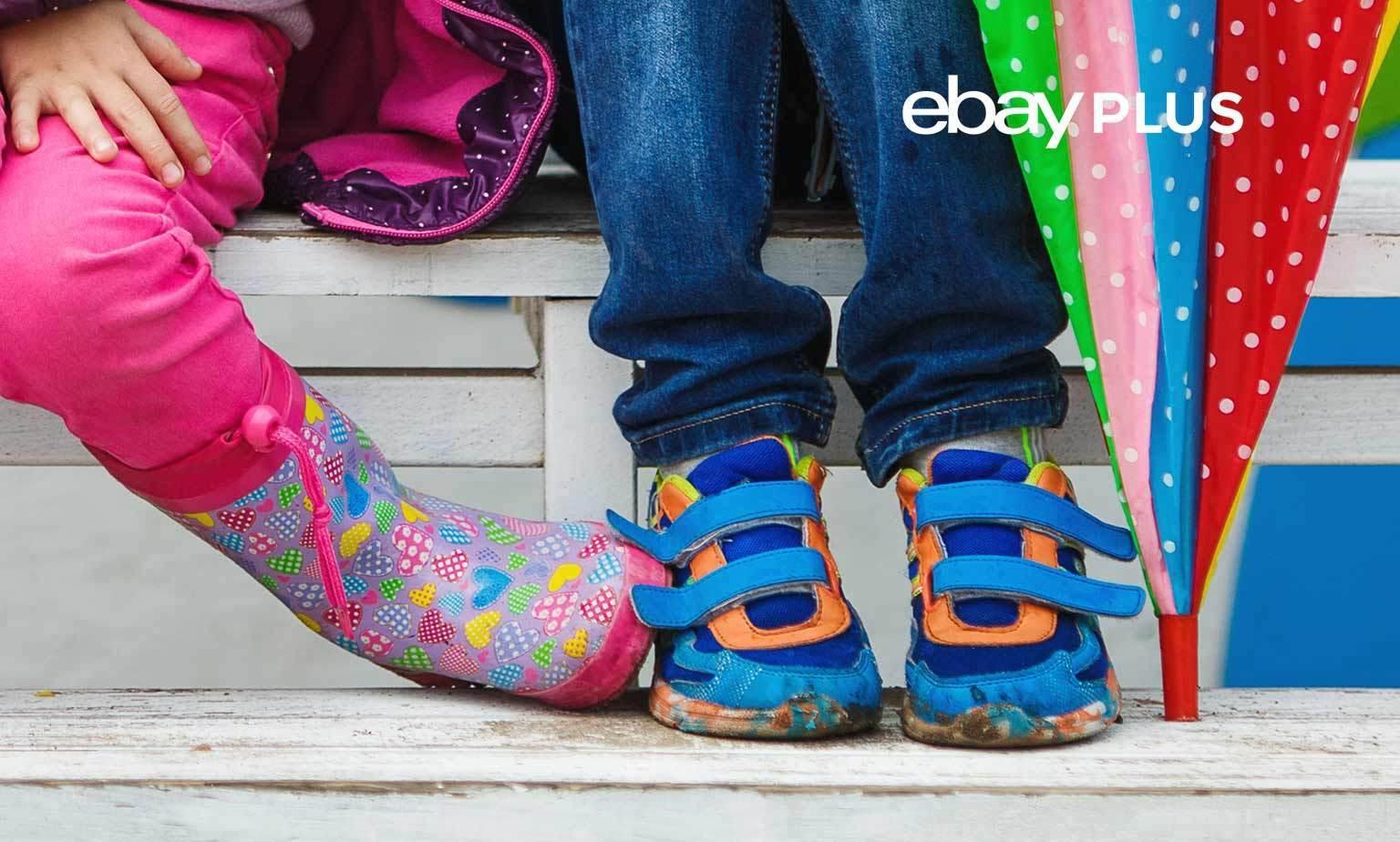 Schuhe für Mädchen und Jungs