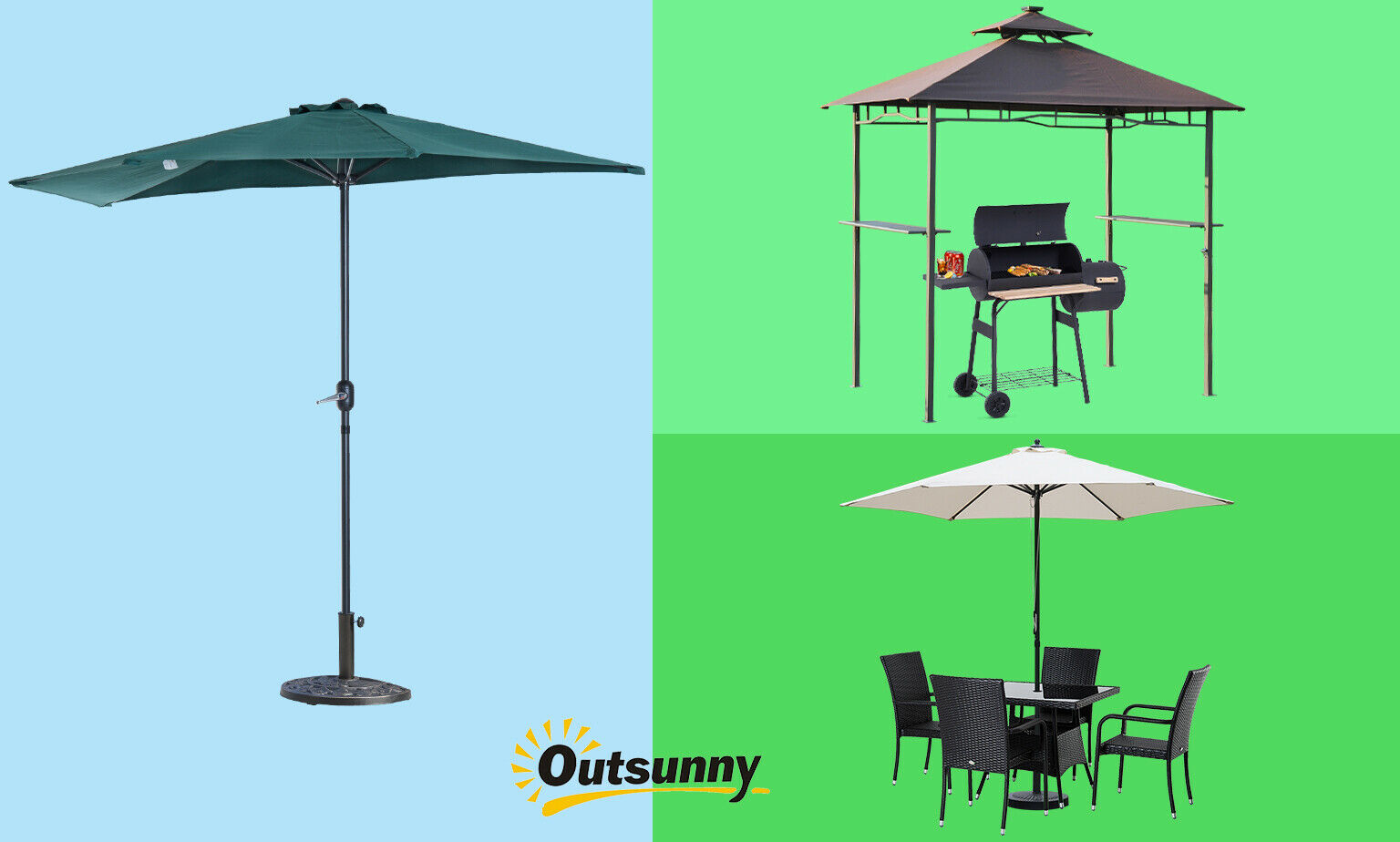 Garden Bundle Deals from Outsunny