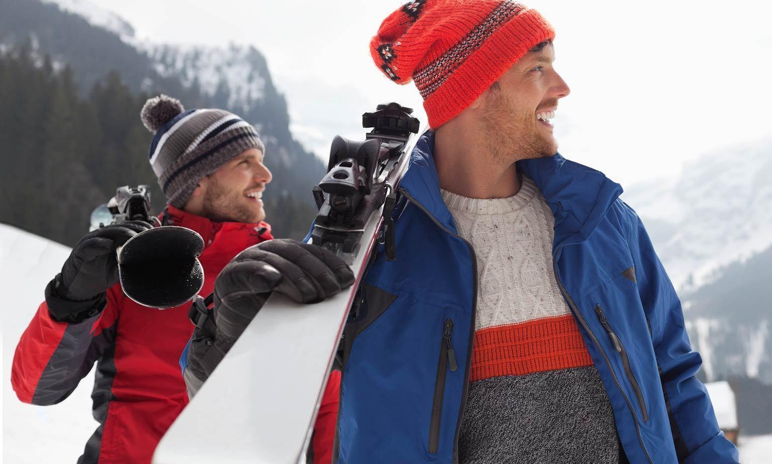 Sport bis zu -50% im Winter-Sale