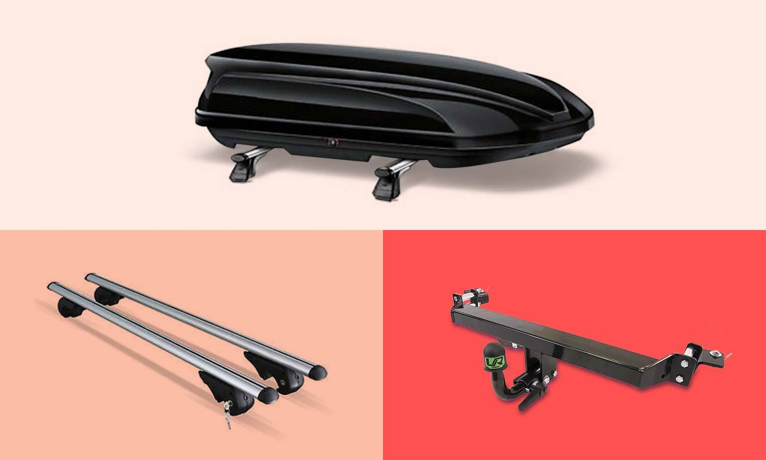 15% off all Roof bars and Roof racks