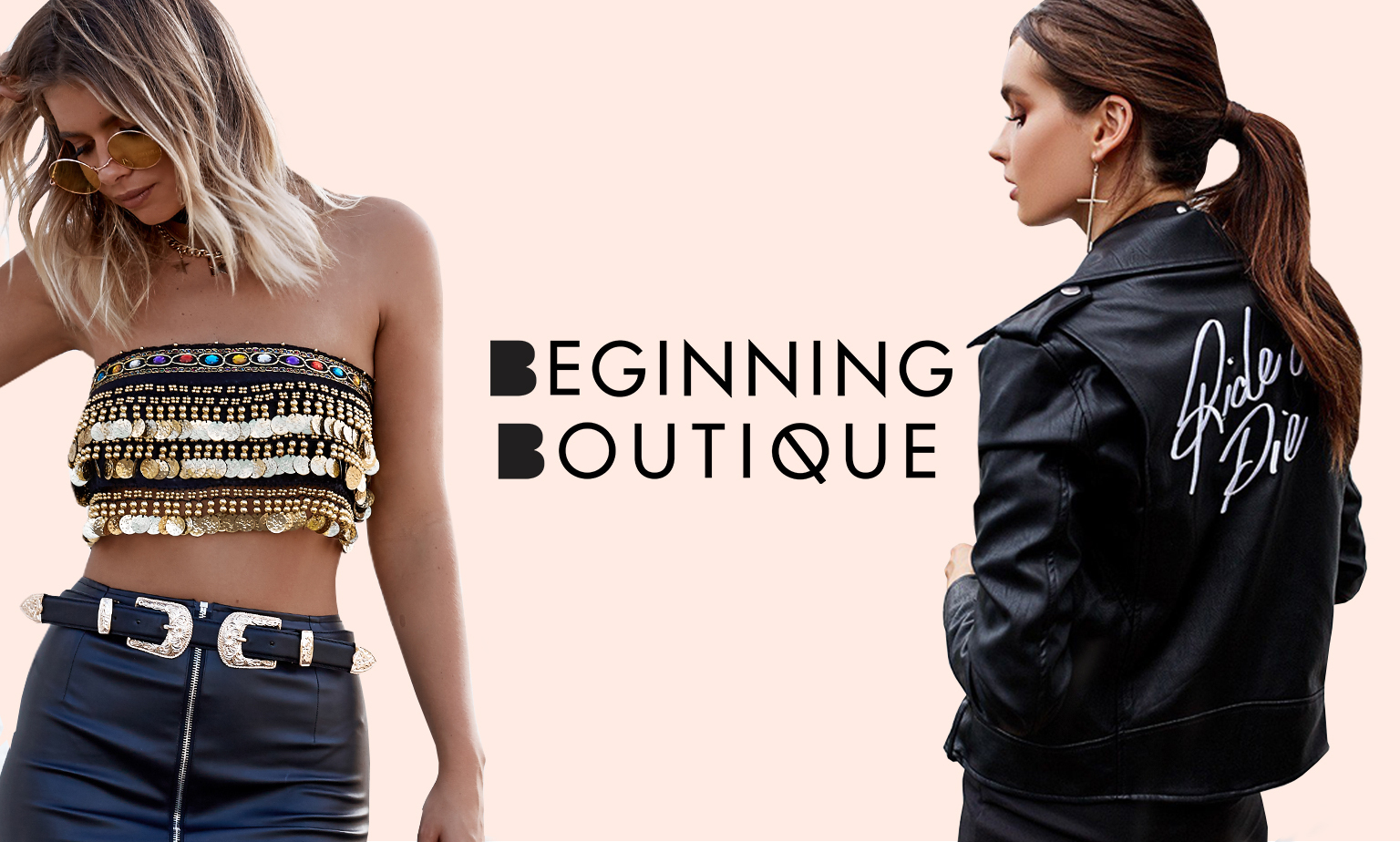 Save Up to 30% on Beginning Boutique