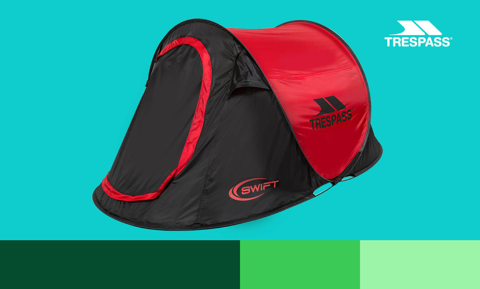 Up to 70% off Trespass Camping & Hiking
