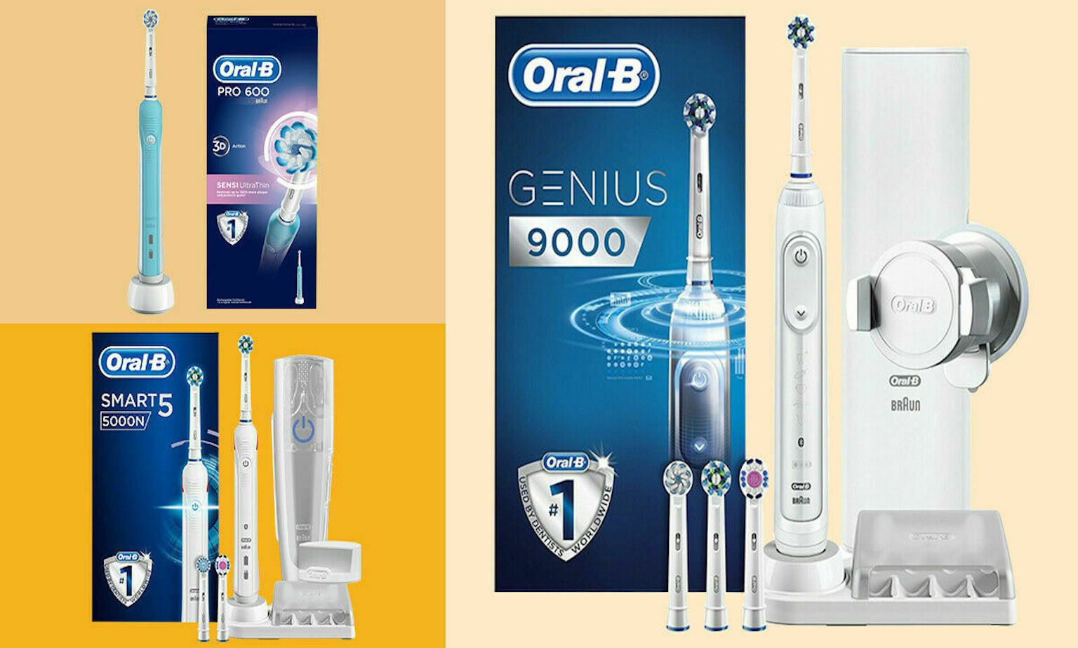 Save Up to 20% off Oral-B