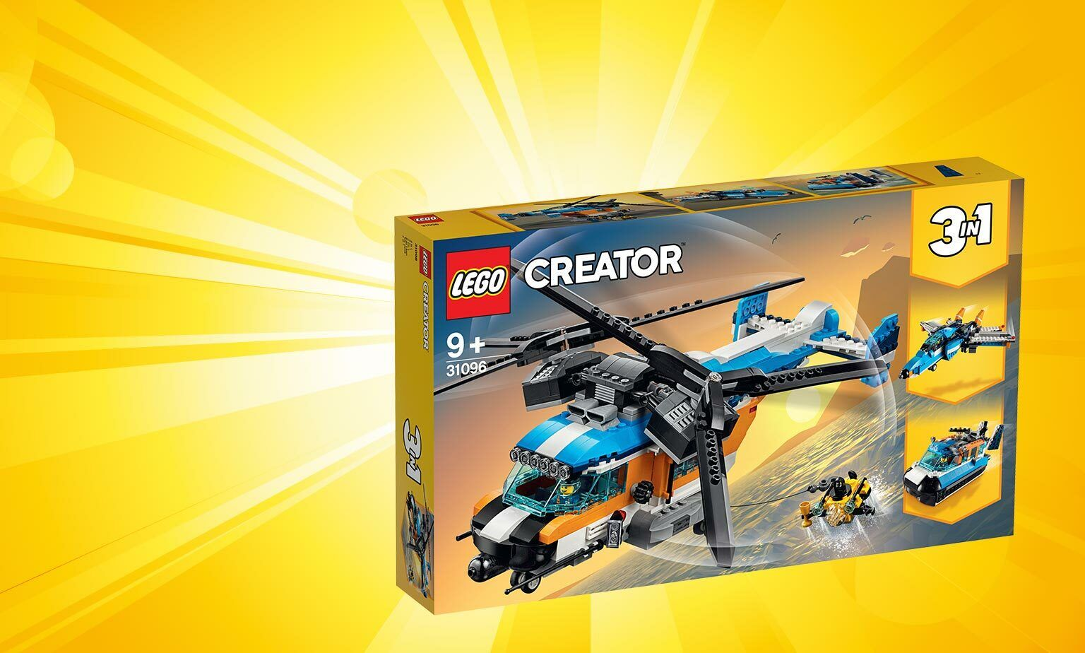 Take 20% off* LEGO® for Dad