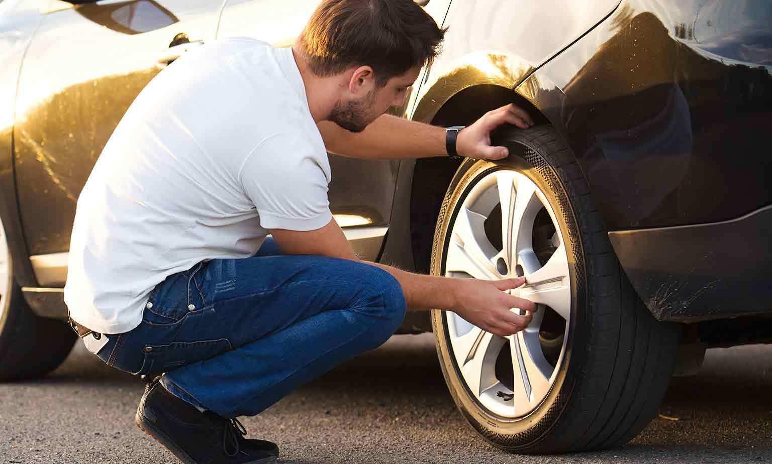 Reifen, Felgen und Kompletträder gebraucht